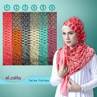 Kerudung Jilbab Selendang Pashmina Selma Mathea Elzatta