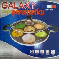 harga Loyang Martabak / Pancake Maker Galaxy 7 Lubang Tokopedia.com