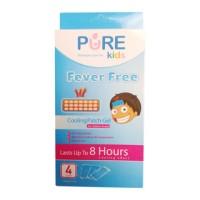 Obat Demam Anak / Bayi (pure kids fever free) 1 patch