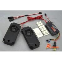 [TNT ACC-07] R/C CAR ENGINE SOUND EFFECT SIMULATOR SYSTEM MODULE