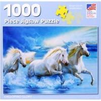 harga Jigsaw Puzzle 1000pcs Motif Kuda (bongkar Pasang 1000 Keping) Tokopedia.com