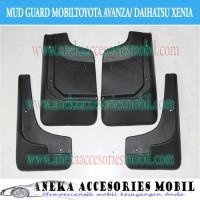 harga Mud Guard/mud Flaps/kepet/tahanan Lumpur Import Toyota Avanza Tokopedia.com