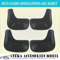 harga Mud Guard/mud Flaps/kepet/tahanan Lumpur Asli Karet Toyota Avanza Tokopedia.com