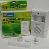 Wireless Door Bell (DoorBell) / Bell Pintu (Electronic Guest Saluting)