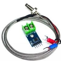 MAX6675 K-Type Thermocouple Temperature Sensor Kit