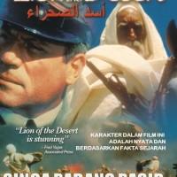 DVD Original UMAR MUKHTAR SINGA PADANG PASIR