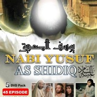 DVD Original NABI YUSUF AS SHIDIQ