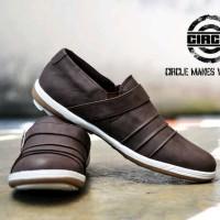 harga Circle Pocket Brown Original , Sepatu Casual Semi Formal Pria Tokopedia.com