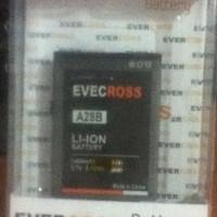 Baterai Battery Evercoss A28B 1400mAh