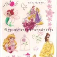 harga Stiker Tattoo Princess (motif-1) Tokopedia.com