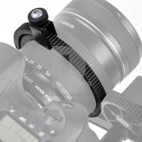 Adjustable Follow Focus Gear Ring Belt for DSLR Lenses/HDSLR