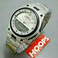 Hoops Dualtime Silver white