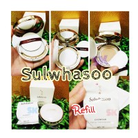 SULWHASOO EVENFAIR PERFECTING CUSHION bb cream korea ORIGINAL CC