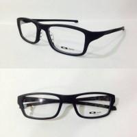 Frame Kacamata Frame Oakley Chamfer Hitam