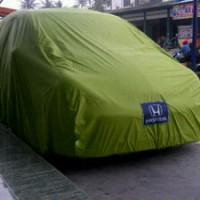 Car Cover ( Selimut Mobil ) RUSH, dan TERIOS satu Warna Standart