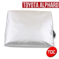 ALPHARD / VELLFIRE TUTUP MOBIL / CAR COVER VARIASI TOYOTA - TDC