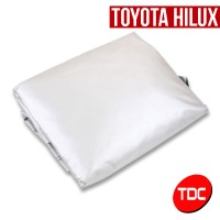 HILUX DOUBLE CABIN TUTUP MOBIL / CAR COVER VARIASI TOYOTA - TDC