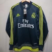 Sweater Training Real Madrid Grey 15/16