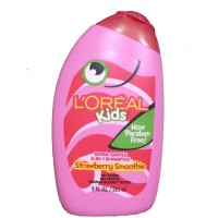 L'Oreal Kids Extra Gentle 2 In One Strawberry Smoo