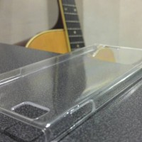 Lenovo K900 Transparan Bening Hard Case