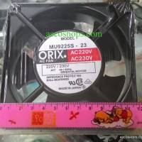 Kipas FAN panel ORIX AC 220V 12x12 cm ( 12 x 12 ) Ball Bearing