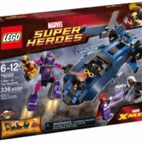 LEGO SUPER HEROES X-MEN VS. THE SENTINEL 76022