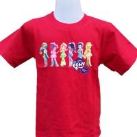 harga Kaos My Little Pony - My Equestria Girl 005 size Anak 1 - 7 tahun Tokopedia.com