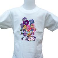 harga Kaos My Little Pony Equestria Girl size Anak 1 - 7 tahun (EGPON - 001) Tokopedia.com
