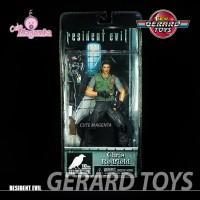 Chris Redfield - Resident Evil - NECA - MOC