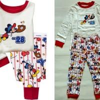 harga Baju Tidur Anak / Pajamas Mickey 28 Gap Ukuran 5 Tahun Sku#18348 Tokopedia.com