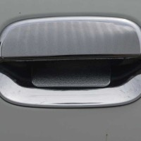 Cover Handle & Outer Handle Chrome Mobil Suzuki Karimun Wagon R