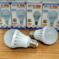 Lampu Led Emergency Insta Smart Bulb Stark 5w/6 jam otomatis nyala