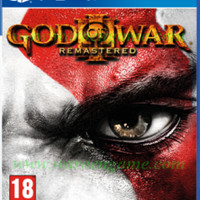 PS4 God of War Remastered (R3 / Reg 3 / English Playstation 4 Game)