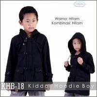 harga Jaket Anak Khb18 Grayscale Tokopedia.com