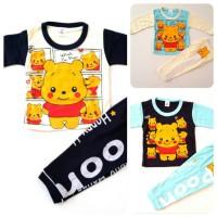 Piyama Baby Pooh (f452)