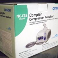 Omron Compair Compressor Nebulizer