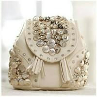 harga Tas Import Berkualitas Murah Fashion Korea Branded Lv Ysl Tokopedia.com