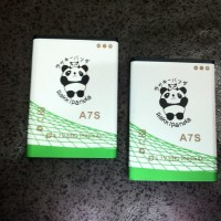 Battery Double Power Rakkipanda A7s For Evercoss