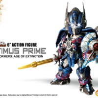 Kids Logic: Transformer Optimus Prime, Age of Extinction