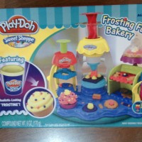 CETAKAN ORIGINAL Playdoh Frosting Fun Bakery Sweet Shoppe