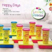 Paket Happy Day Tupperware