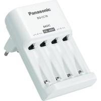Panasonic BQ-CC18 Basic Charger, free 2 AA eneloop pre-charged