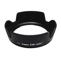 Lens Hood For Canon 18-55mm (EW-60C II) - Flower Shape
