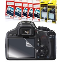 LCD Screen Protector Film for Canon 600D/60D