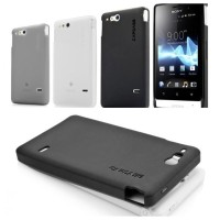 Jual Capdase Soft Jacket Soft Cover Casing Case Sony Xperia Go ST27i