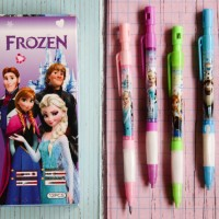 Pensil Mekanik 2.0 Mm Frozen No.8307