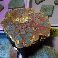 Bongkahan Batu Ereke