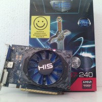 HIS ATI Radeon VGA R7 240 ICOOLER - 2GB DDR5