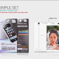 harga Nillkin Anti-glare Sony Xperia C4 - C4 Dual Tokopedia.com
