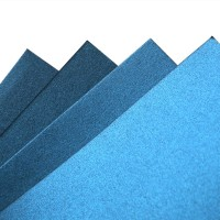 Fancy Paper 230 gsm A4 - Electric Blue, Biru Metalik